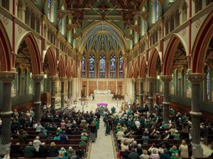 W0165369 300x225 - St. Patrick's Day in the diocese