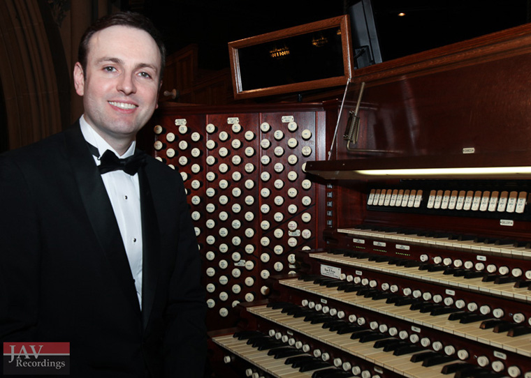 St. Patrick's Cathedral organist sets concert for March 29 in Syracuse