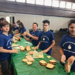 page 6 IC sandwiches 2 150x150 - Sixth-graders from nine schools enjoy day of basketball