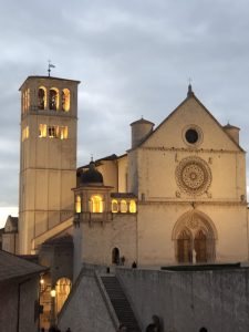 st francis basilica IMG 2704 225x300 - Footsteps of Faith: Pilgrimage to Italy