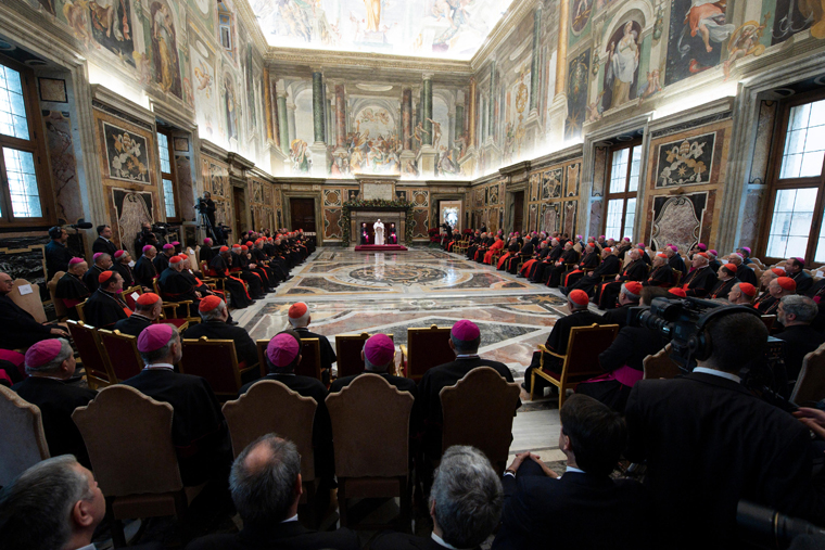 Curia reforms put priority on evangelization, synodality, cardinals say