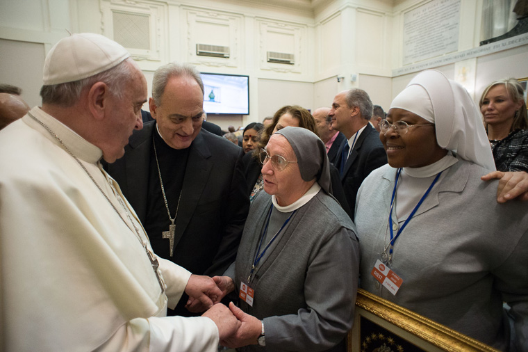Pope asks anti-trafficking nun to write Way of Cross meditations