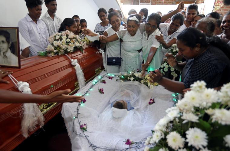 Cardinal criticizes Sri Lankan government for not taking precautions