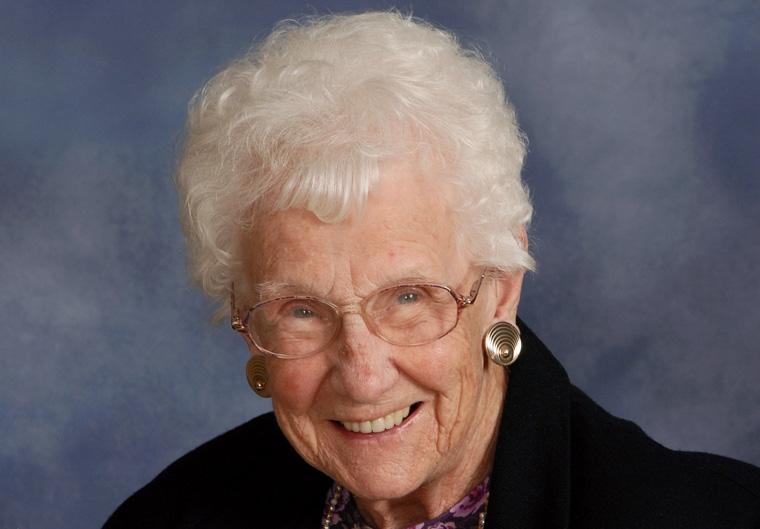 Obituary: Sister Marie Bowe, CSJ
