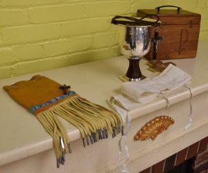 Father Pompeis items 300x249 - Father Pompei's items