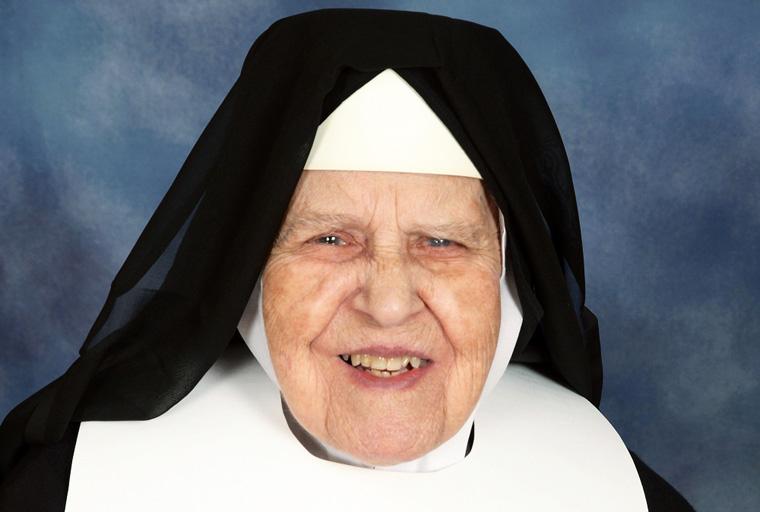 Obituary: Sister Elizabeth Mary Gregware, CSJ