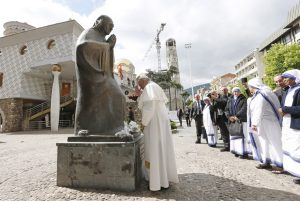 20190507T0533 2 CNS POPE MOTHER TERESA 300x201 - PAPAL VISIT BULGARIA NORTH MACEDONIA