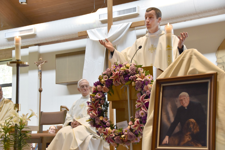 They 'didn't need a parable,' they had Father John