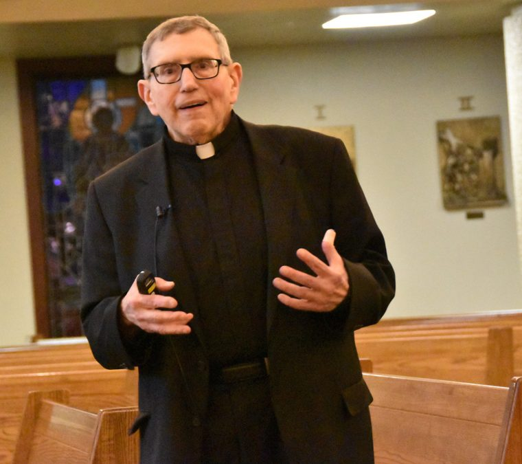 Chaplain and doctor speak on end-of-life moral teaching, palliative care