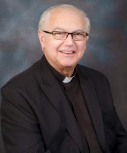 Father Vincent P. Long 248x300 - Father Vincent P. Long