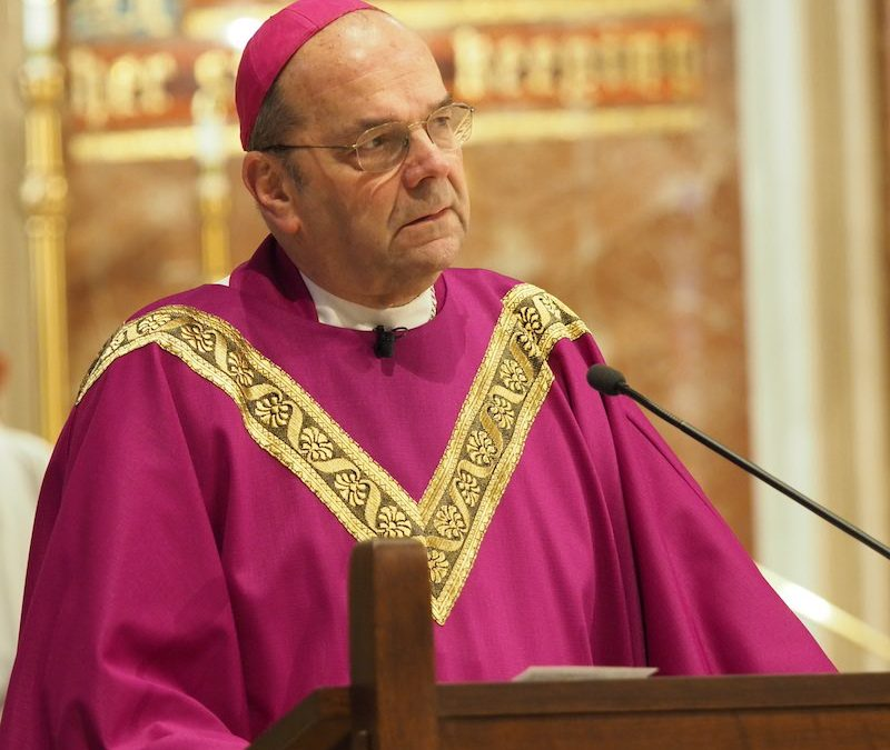 Bishop Cunningham's Ash Wednesday Homily