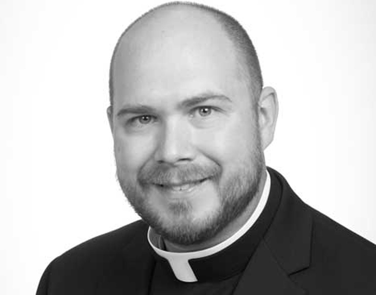 Diocese of Syracuse to ordain its newest priest, Rev. Mr. Nathan Brooks, June 1