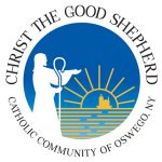 christ the good shepherd logo 150x150 - Looking back and ahead, final parish Masses celebrated in Oswego