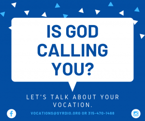 page 9 Vocations for Sun SM 300x251 - My Place in the Sun, May 16: World Day of Prayer for Vocations