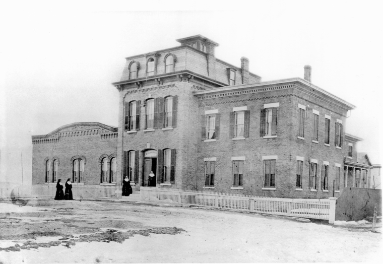 150 years of dignity and care: A look back at the founding of St. Joseph's Hospital