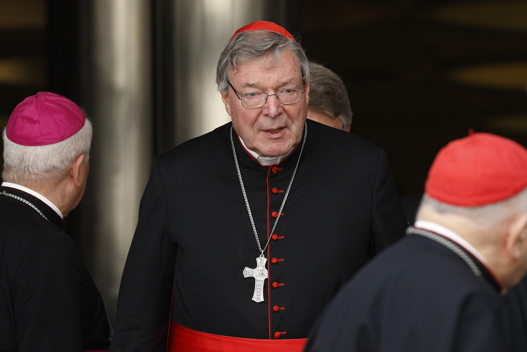 Cardinal Pell returns to prison to await ruling on appeal