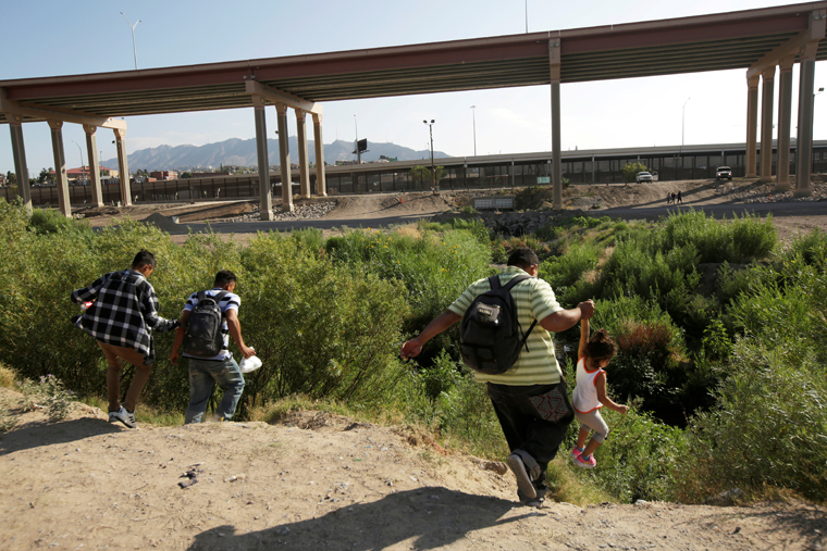 Border bishop addresses a different kind of crisis involving children