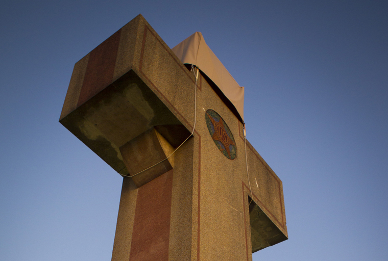 Historic cross on public property can stay, Supreme Court rules