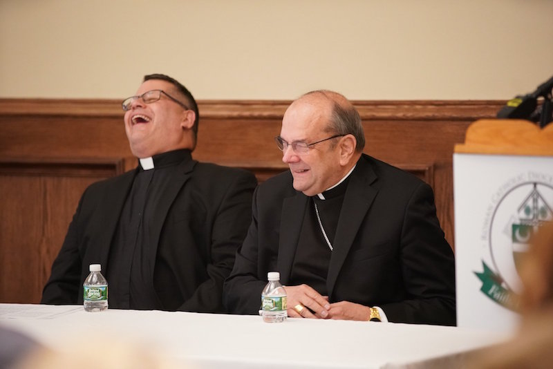 800 IMG 3939 - Bishop-elect Lucia: 'I am here to serve the people of the Diocese of Syracuse'