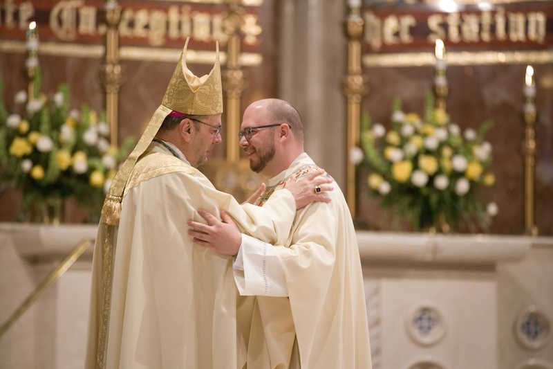 'Set apart for service': Father Nathan Brooks ordained for the Diocese of Syracuse