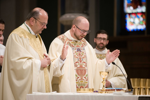 CFW07393 - 'Set apart for service': Father Nathan Brooks ordained for the Diocese of Syracuse