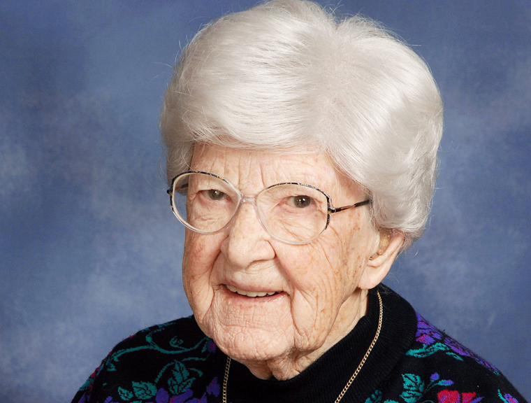 Obituary  Sister Frances Eustace, CSJ