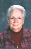 Sr Joan M. Ottman IHM. 60 years - Celebrating religious jubilarians