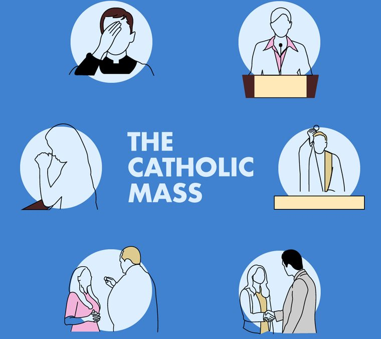 The Mass: Not a spectator event
