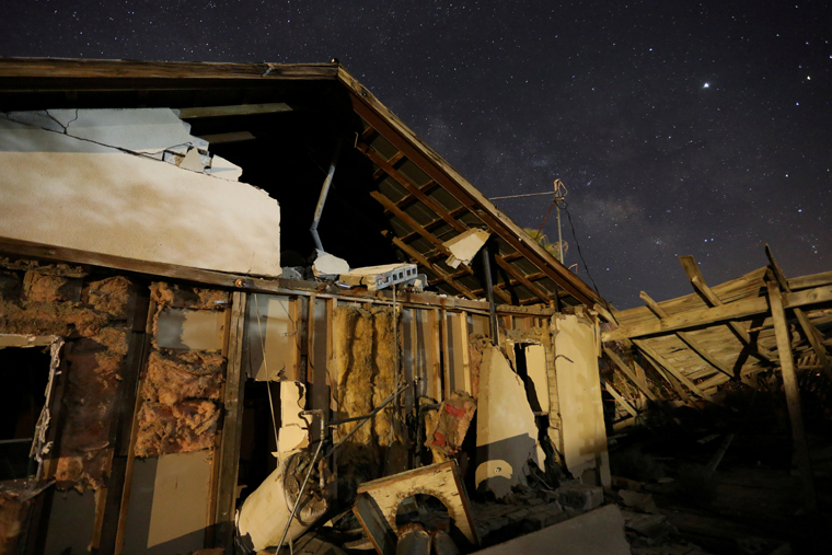 Bishop calls for prayers after pair of quakes rattle Californians