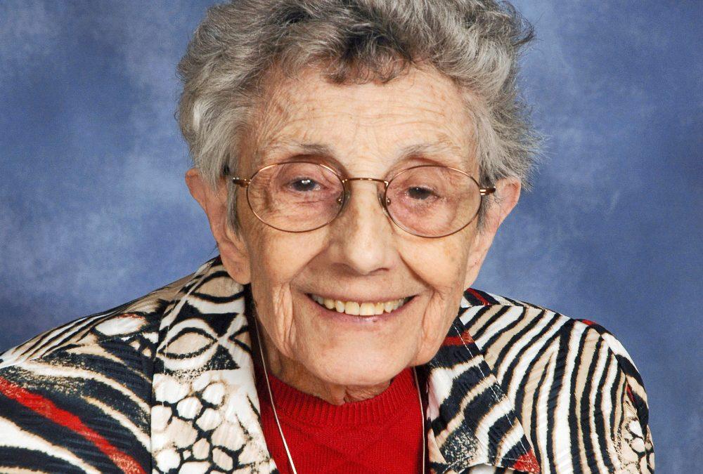 Obituary: Sister Catherine M. Crispo