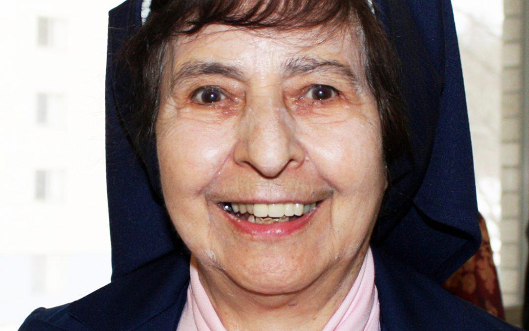 Obituary  Sister Anne Michael Mirabito, CSJ