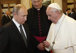 page 5 pic 20190704T1112 225 CNS POPE PUTIN color 300x209 - POPE MEETING PUTIN VATICAN