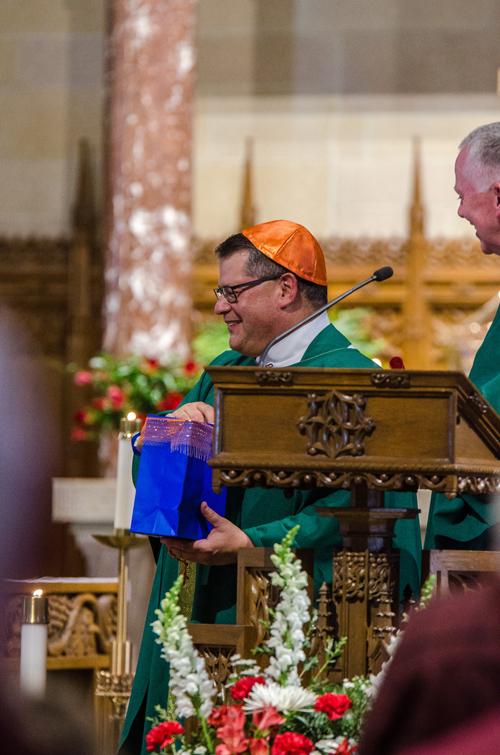 Bishop Elect Lucia Farewell Mass 41 - A fond farewell