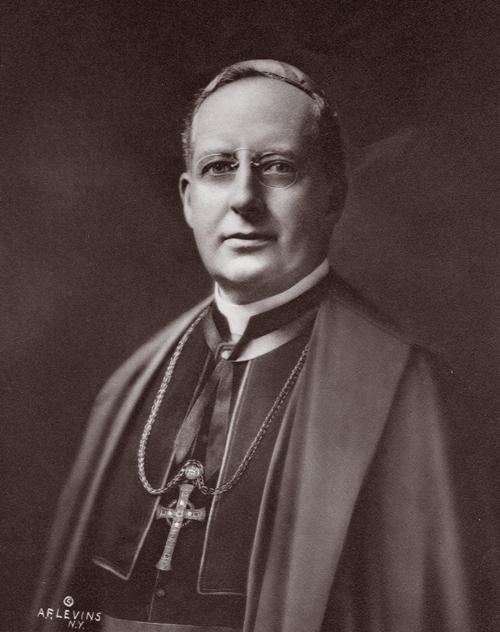 Bishop Daniel Curley - Bishops of the Diocese of Syracuse