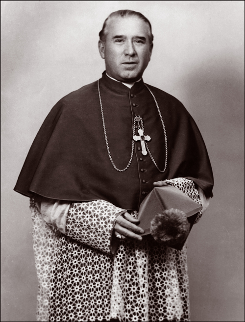 Bishop John Duffy - Bishops of the Diocese of Syracuse