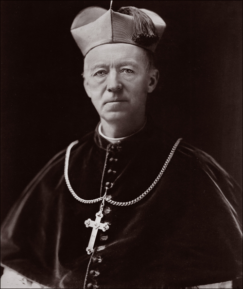 Bishop Ludden - Bishops of the Diocese of Syracuse