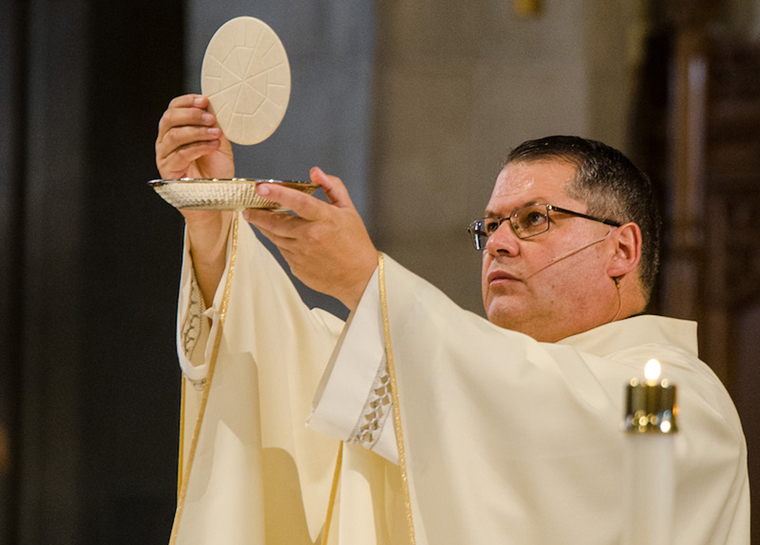'Right in the flock': Father Douglas J. Lucia, beloved priest, brother, and friend, will be a pastor to all as Bishop of Syracuse