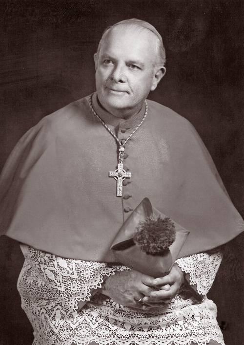 Frank Harrison - Bishops of the Diocese of Syracuse