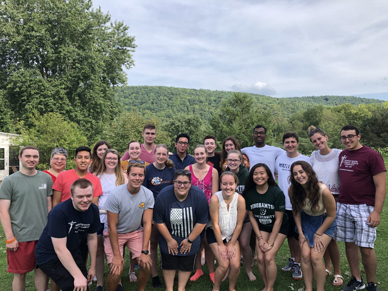 Campus Ministries: 'Very special bonds are formed'