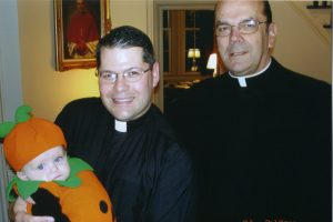 Scan 39 300x200 - 'Right in the flock': Father Douglas J. Lucia, beloved priest, brother, and friend, will be a pastor to all as Bishop of Syracuse