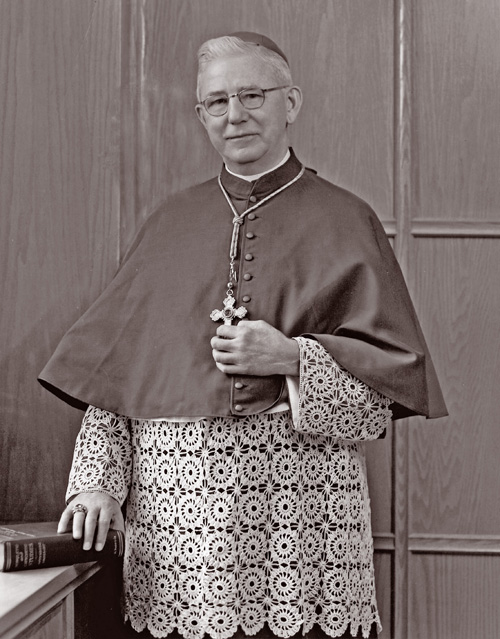 Walter Andrew Foery - Bishops of the Diocese of Syracuse