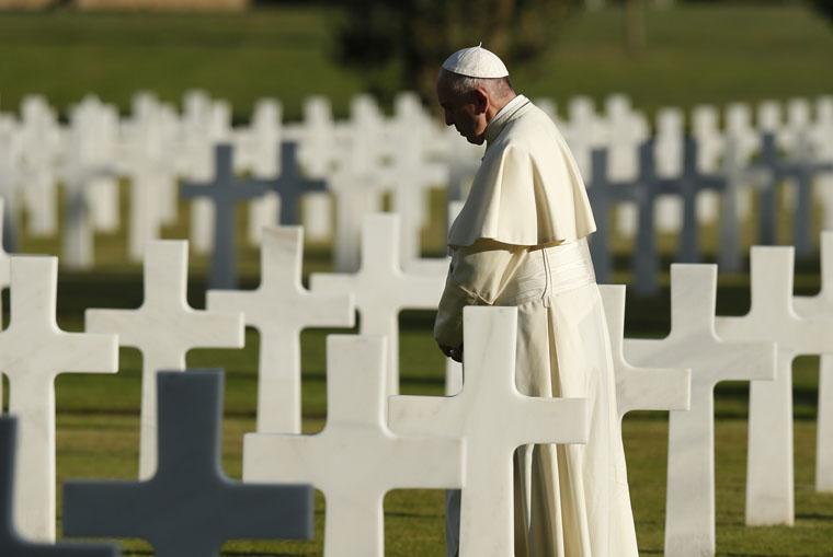Marking start of WWII, Polish, German bishops urge new peace efforts