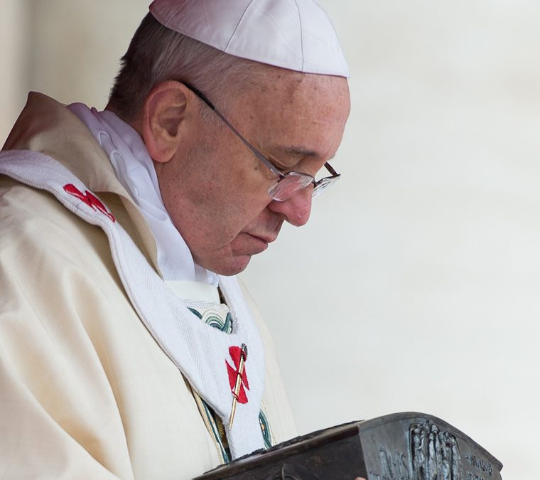 Pope wanted apostles' relics united to encourage Christian unity