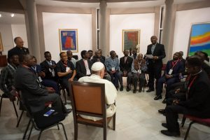 20190926T0808 30476 CNS POPE JESUITS AFRICA 300x200 - POPE FRANCIS VATICAN JESUITS MOZAMBIQUE