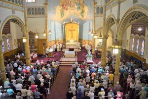 Bishop Lucias visit 3 300x200 - Bishop Lucia's visit 3