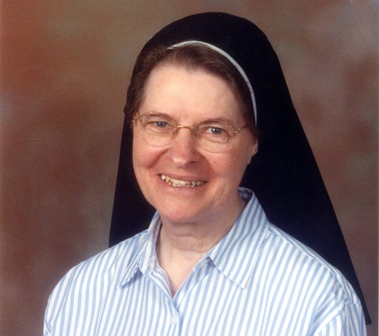 Obituary: Sister Beverly Hmel, IHM