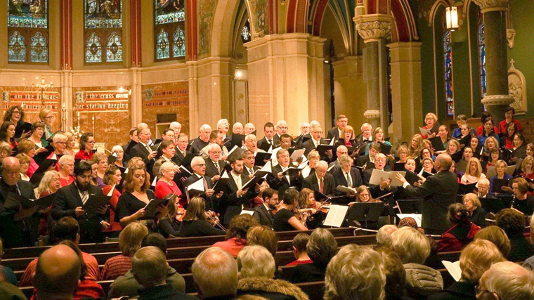 Singers sought for Diocesan Festival Choir