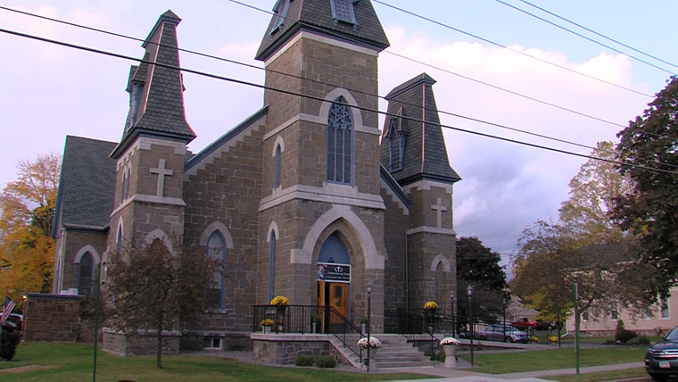 Restoration of Hamilton church reinvigorates spirit of community
