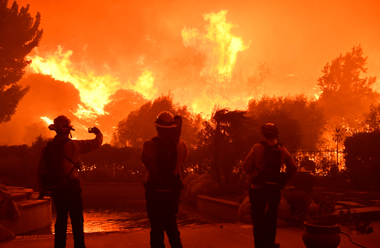 L.A. Archdiocese expands fund for Southern California wildfire victims