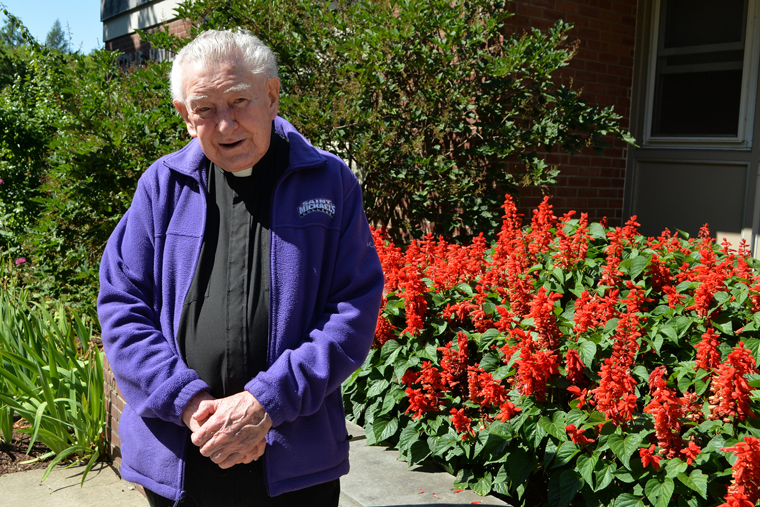 Edmundite priest says his life has been about serving God, God's people